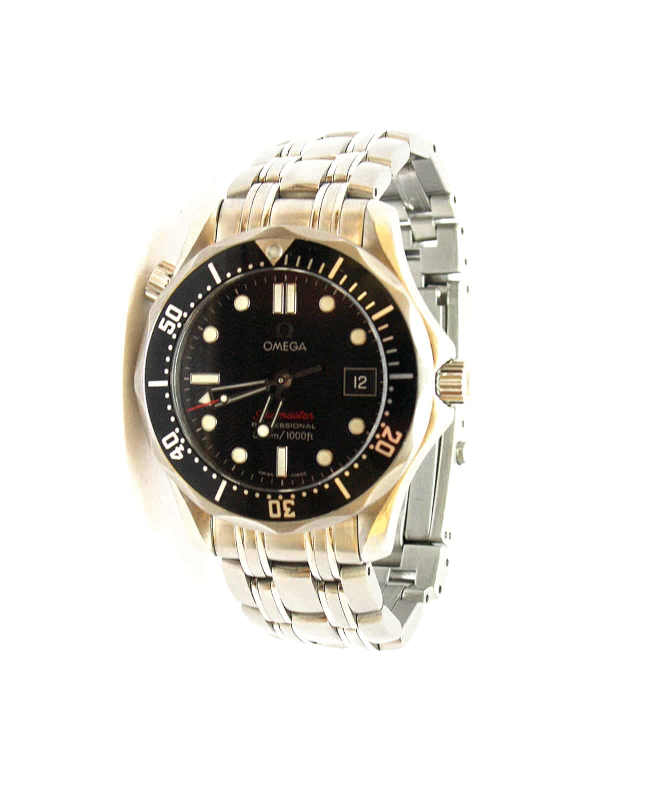 black omega axial dial diver automatic unisex watches seamaster p co watch