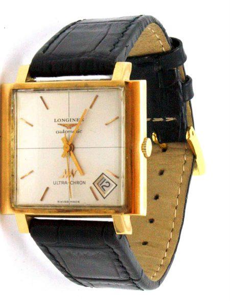 Longines Ultra Chron 18ct watch