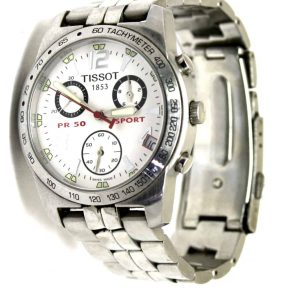 Tissot 1853 chronograph watch