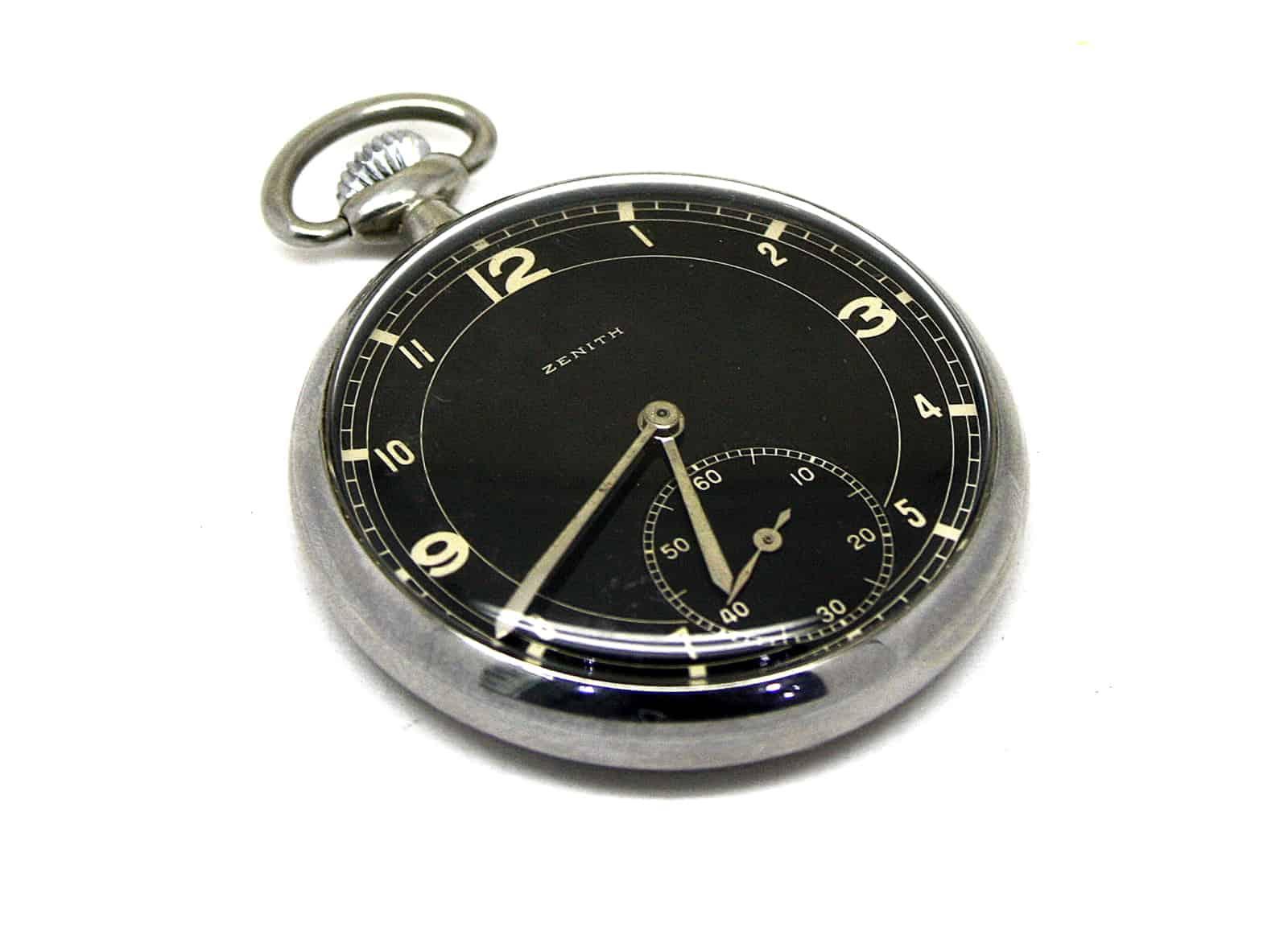 Dating Zenith Pocket horloges