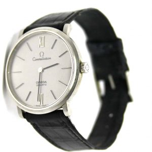 Vintage Omega Constellation quartz watch