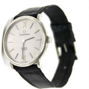 Vintage Omega Constellation quartz watch