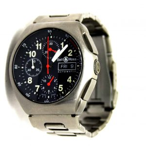 Bell&Ross Space 3 watch