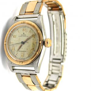 Vintage Rolex BubbleBack watch