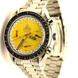 Omega Speedmaster Schumacher watch