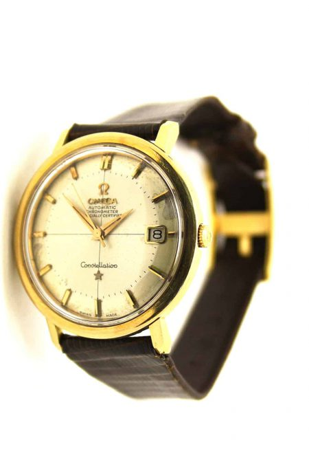 Omega Pie Pan watch