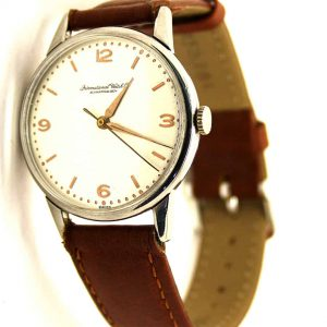 Vintage IWC International Watch Co watch
