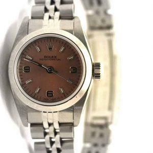 Rolex No date