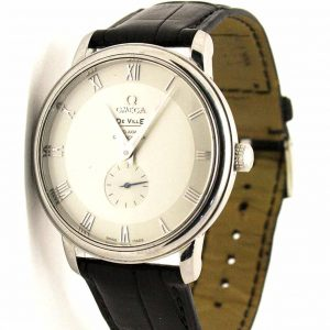 Omega DeVille Co Axial watch